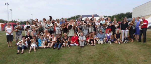 Cavalierfestival i Cavalierklubben