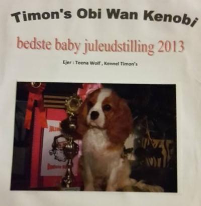 Timon's Obi Wan Kenobi, ejere Bernd og Teena Wolf