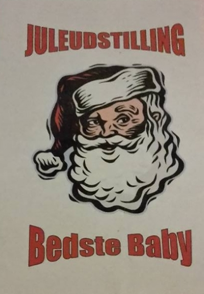 Cavalierklubbens Juleudstilling - bedste baby